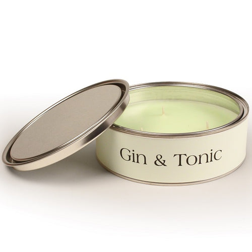 Gin & Tonic Large Candle