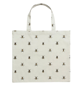 Bees Folding Shopping Bag by Sophie Allport