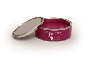 Spiced Plum Large Candle