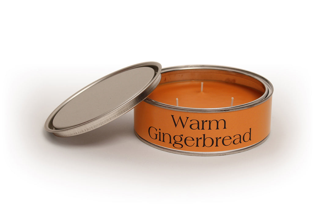 Warm Gingerbread Large Candle