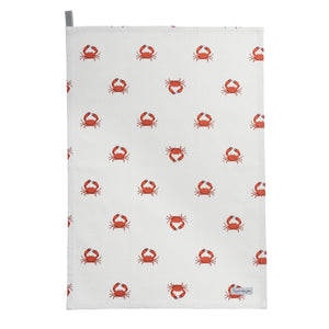 Sophie Allport Crab Tea Towel