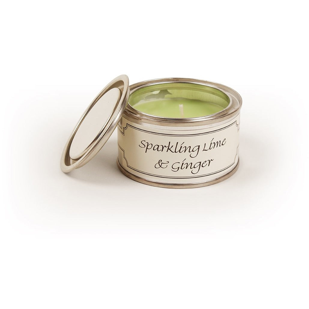 Sparkling Lime & Ginger Candle