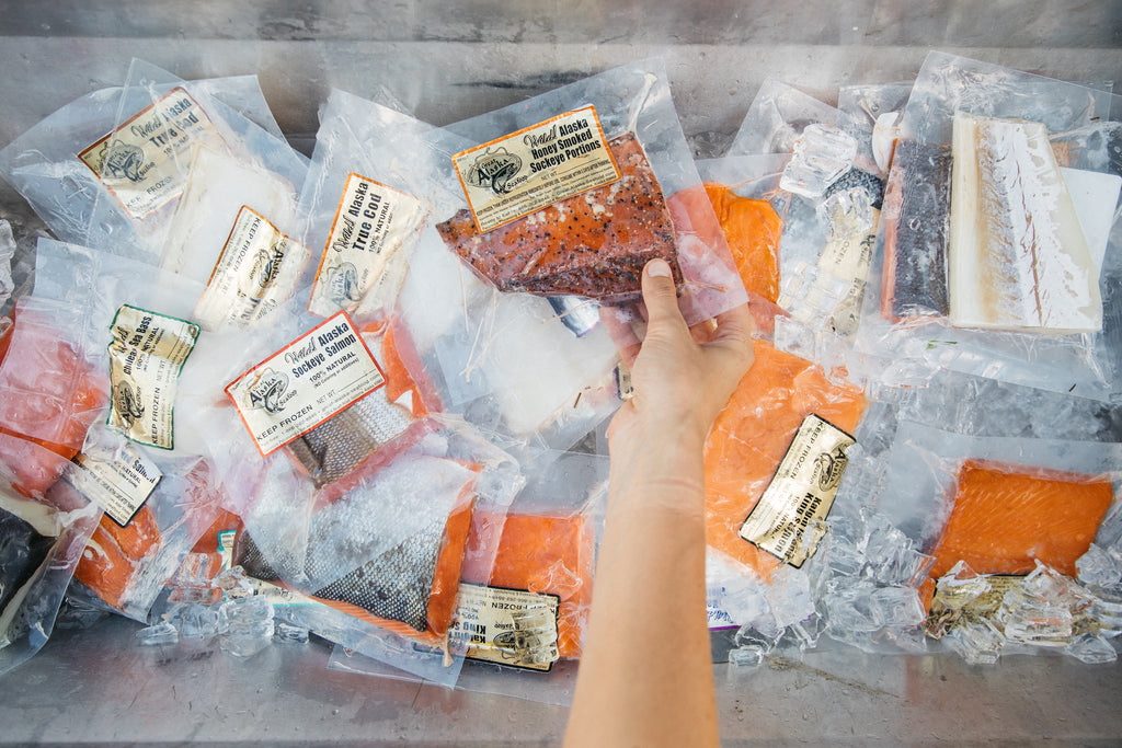 Alaska Seafood, A Healthy Choice