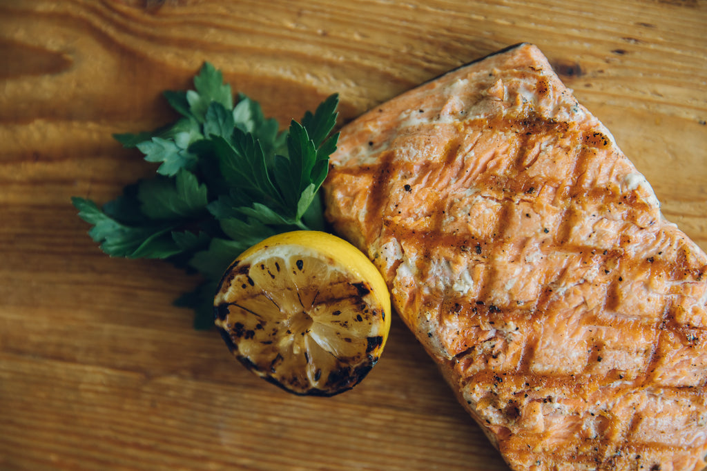 Alaska Sockeye Salmon: How to Pan Steam, Sear and Grill