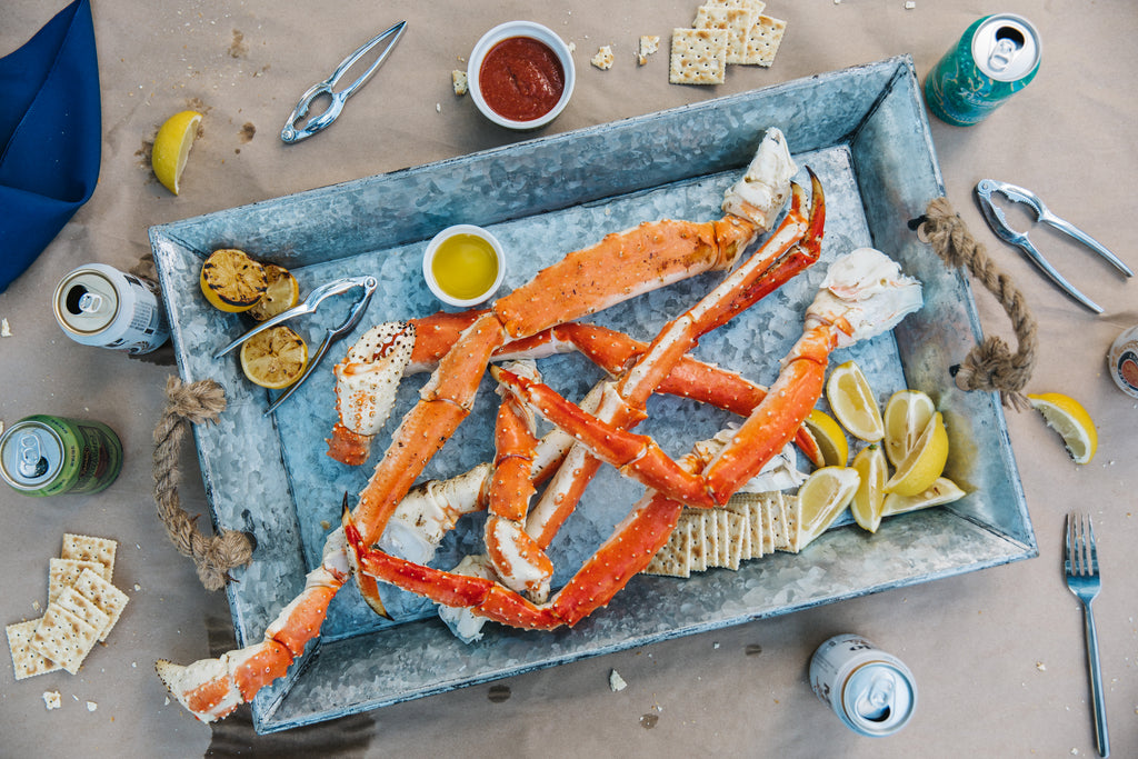 Alaska King Crab Leg Dipping Sauce Recipes