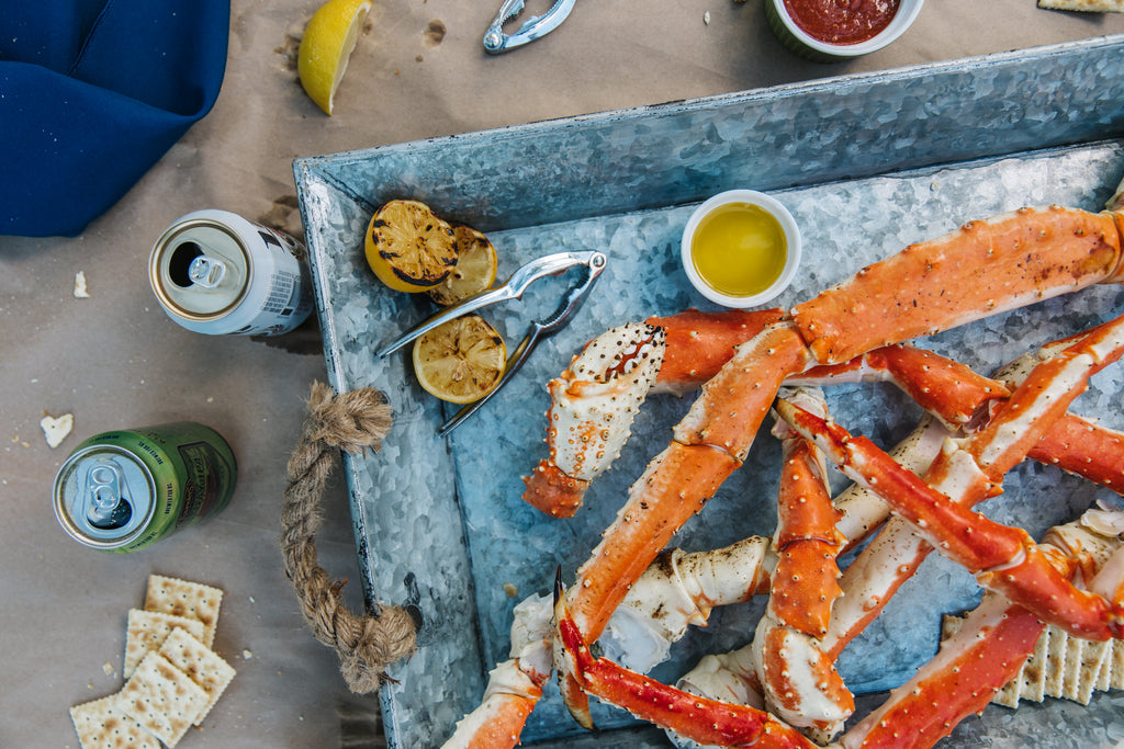 4 Reasons to Eat Alaska King Crabs