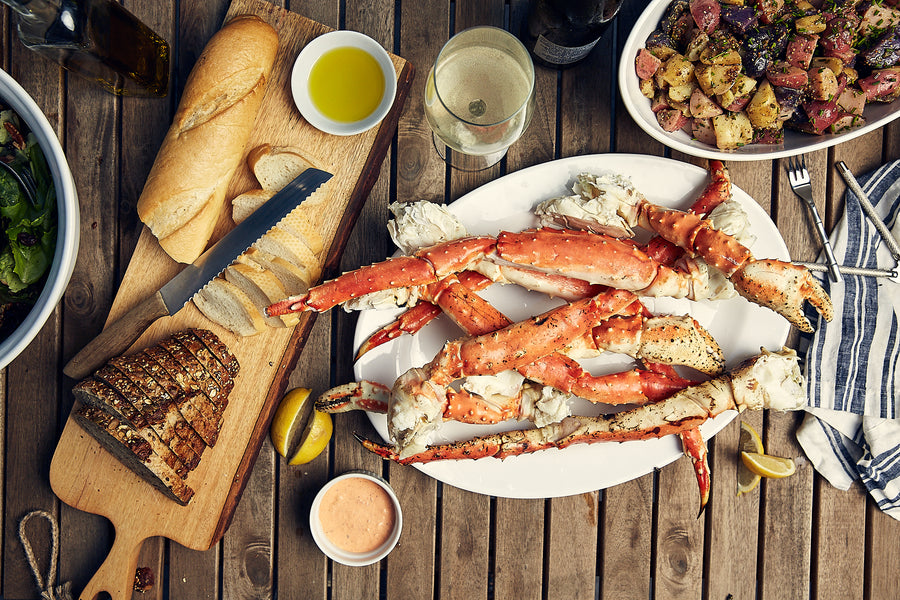 Everything You've Ever Wanted to Know About King Crab Legs