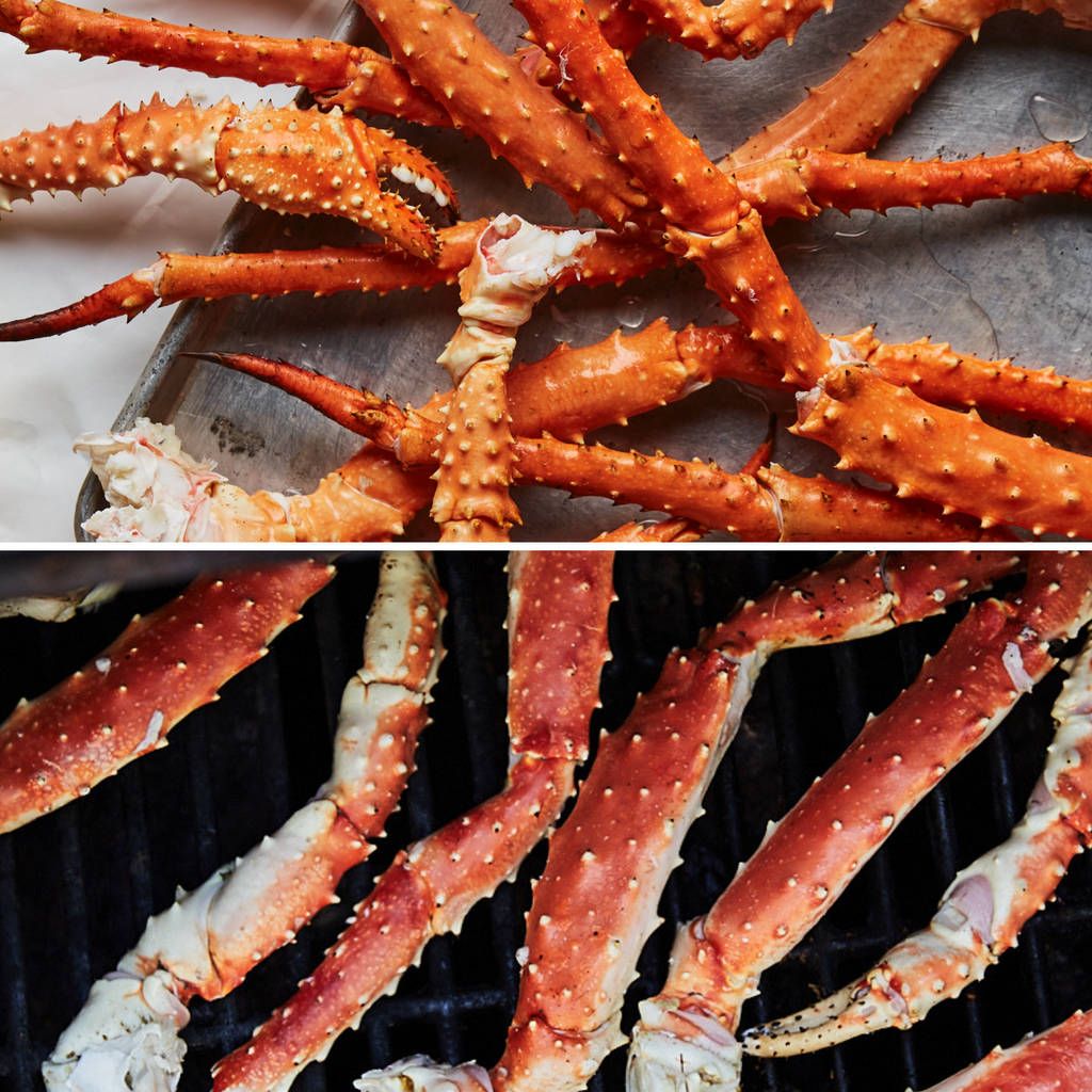 The Difference Between Red And Golden King Crab Alaskan King Crab