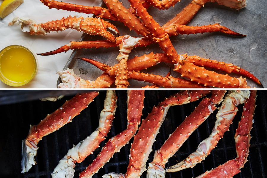 The Difference Between Red and Golden King Crab