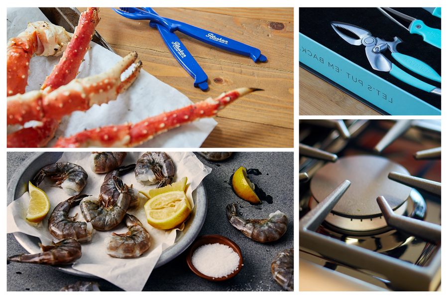 6 Tools Every Seafood Lover Needs