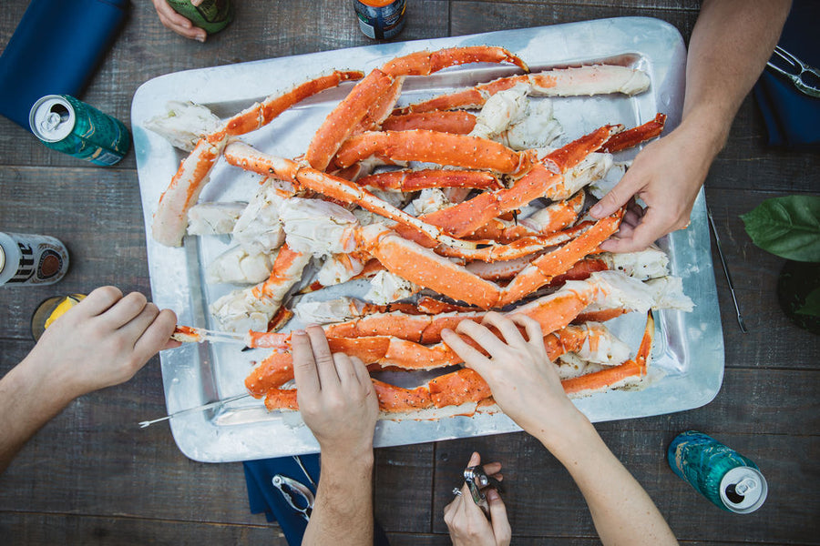 All Your Alaskan King Crab FAQs: Answered