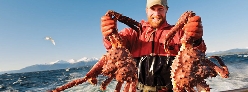 10 Random Facts About Alaskan King Crab