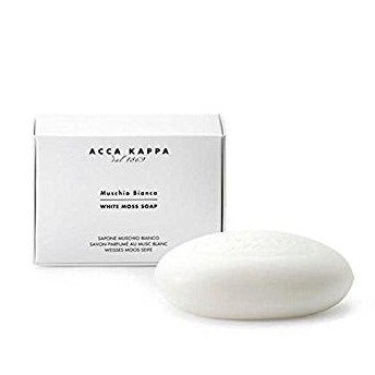 White Moss Bar Soap