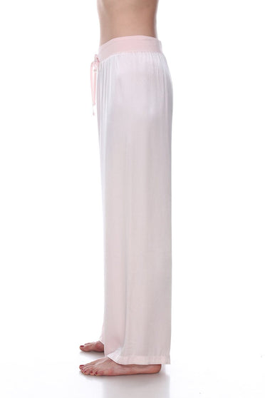 Jolie Satin Long Pant