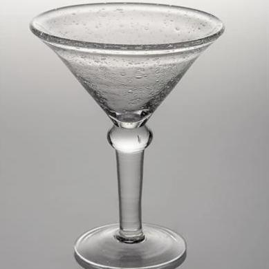 Bubble Martini Glasses (Set of 4)