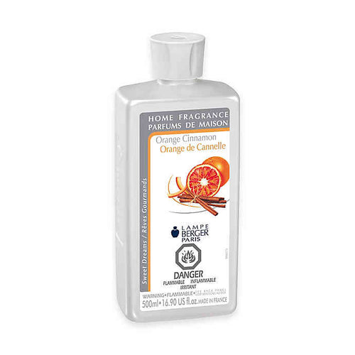 Orange Cinnamon Lamp Fragrance