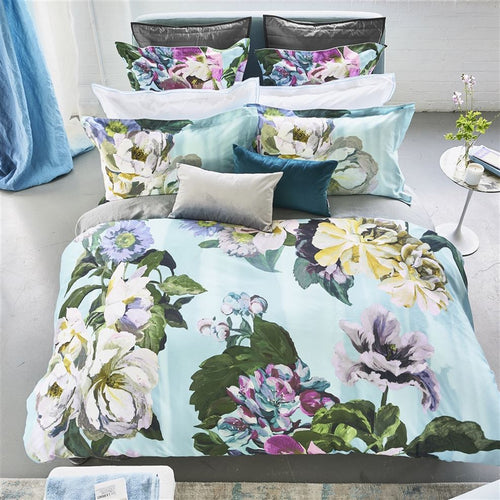 Delft Flower Sky Bedding Collection