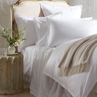 Ceylon Satin Stitch Bedding Collection