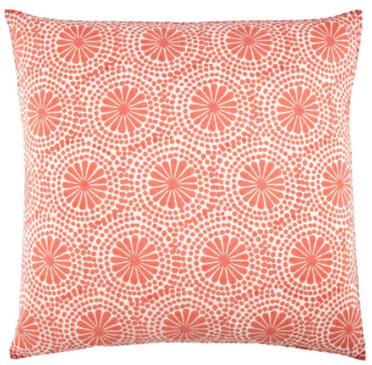 Frond Euro Decorative Pillow