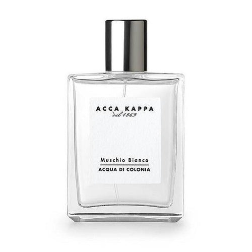 White Moss Cologne