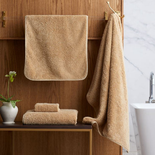 Indulgence Bath Towels