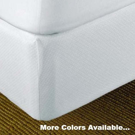 Diamond Pique Box Spring Covers