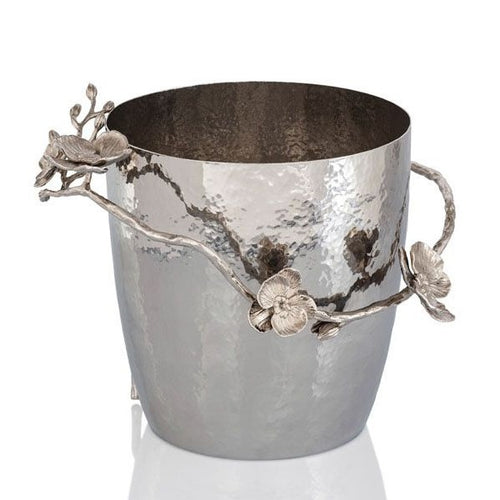 White Orchid Wine/Champagne Bucket