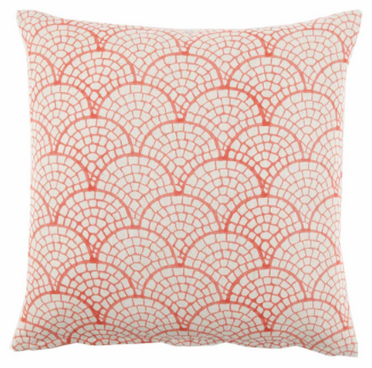 Laal Coral Decorative Pillow