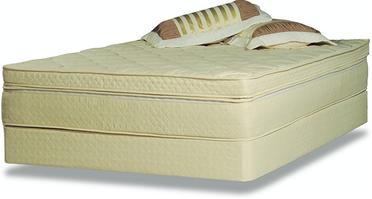 Pure Latex Pillowtop Mattress