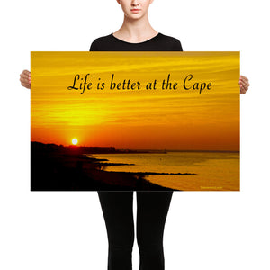 Canvas: Life is better at the Cape