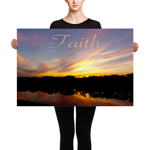 Canvas: Faith