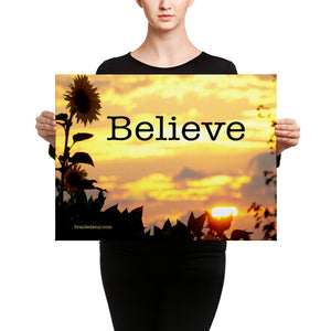 Canvas: Believe
