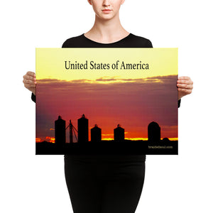 Canvas: United States