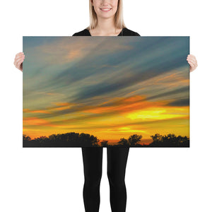 Canvas: Sunset of Hope