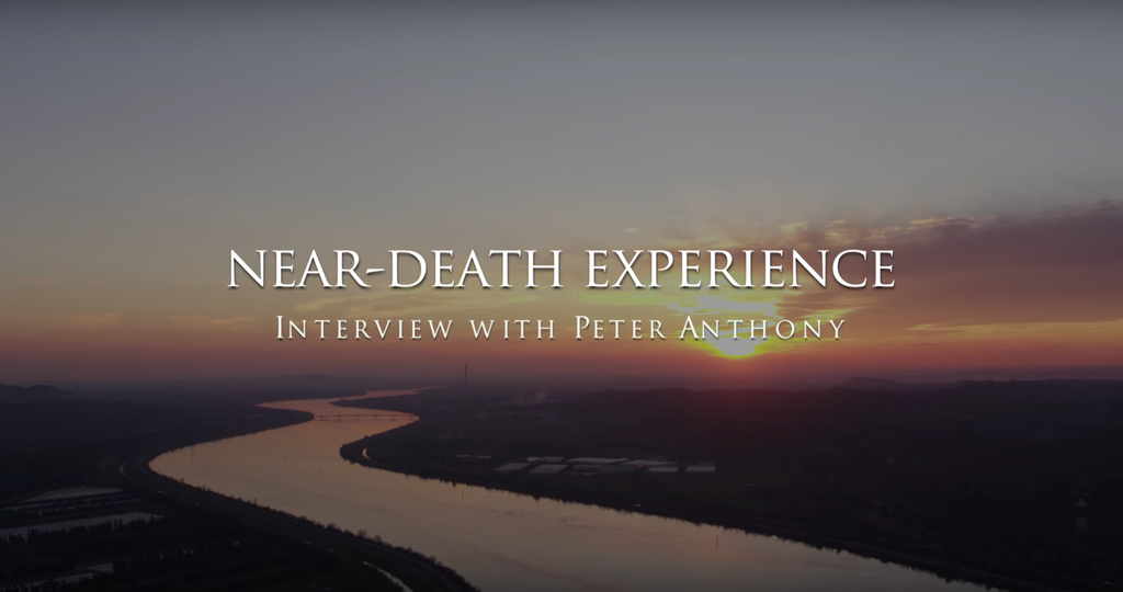 Near-Death Experience Interview With Peter Anthony (Anthony Chene Production)