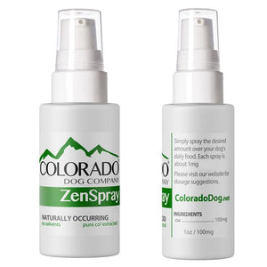 ZenSpray: Highest Quality Hemp Oil
