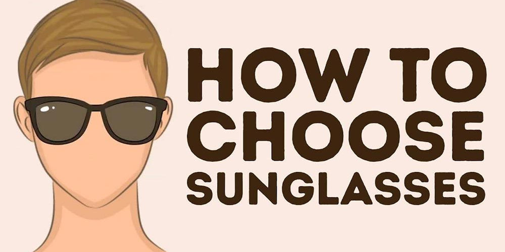 How to Choose Sunglasses for Your Face