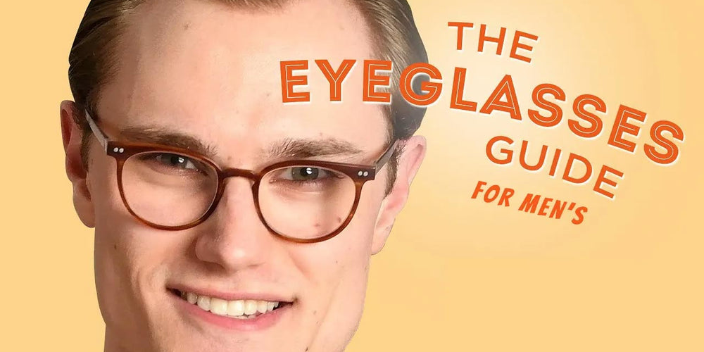 Different Eyeglasses Frames for Men
