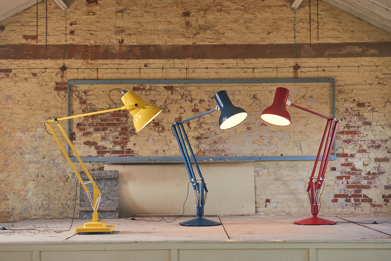 Anglepoise Giant Collection