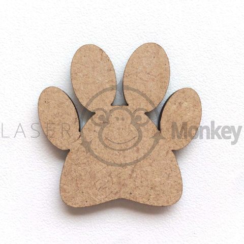 Wooden MDF Santa Sleigh Christmas Craft Decoration 3mm Thick Tag Blank Laser Cut