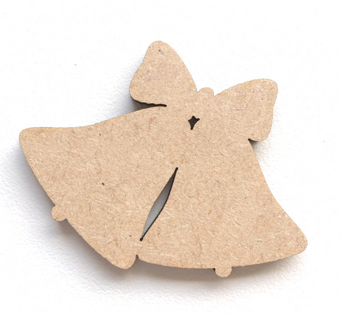 Tags Craft Wooden MDF Butterfly Shape 3mm MDF Embellishments Decoration