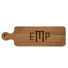 Monogrammed Bread Board - Walnut
