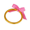 Baby Prayer All Weather Bangle - Gold
