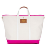 Avery Canvas Jumbo Tote