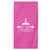 Monogrammed Beach Towel