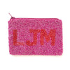 Beaded Coin Purse - Personalized