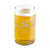 Monogrammed Beer Can Glass Set