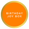 Birthday Joy Box $68