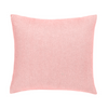 Monogrammed Solid Herringbone Pillow