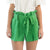 Bow Short - Shamrock Green